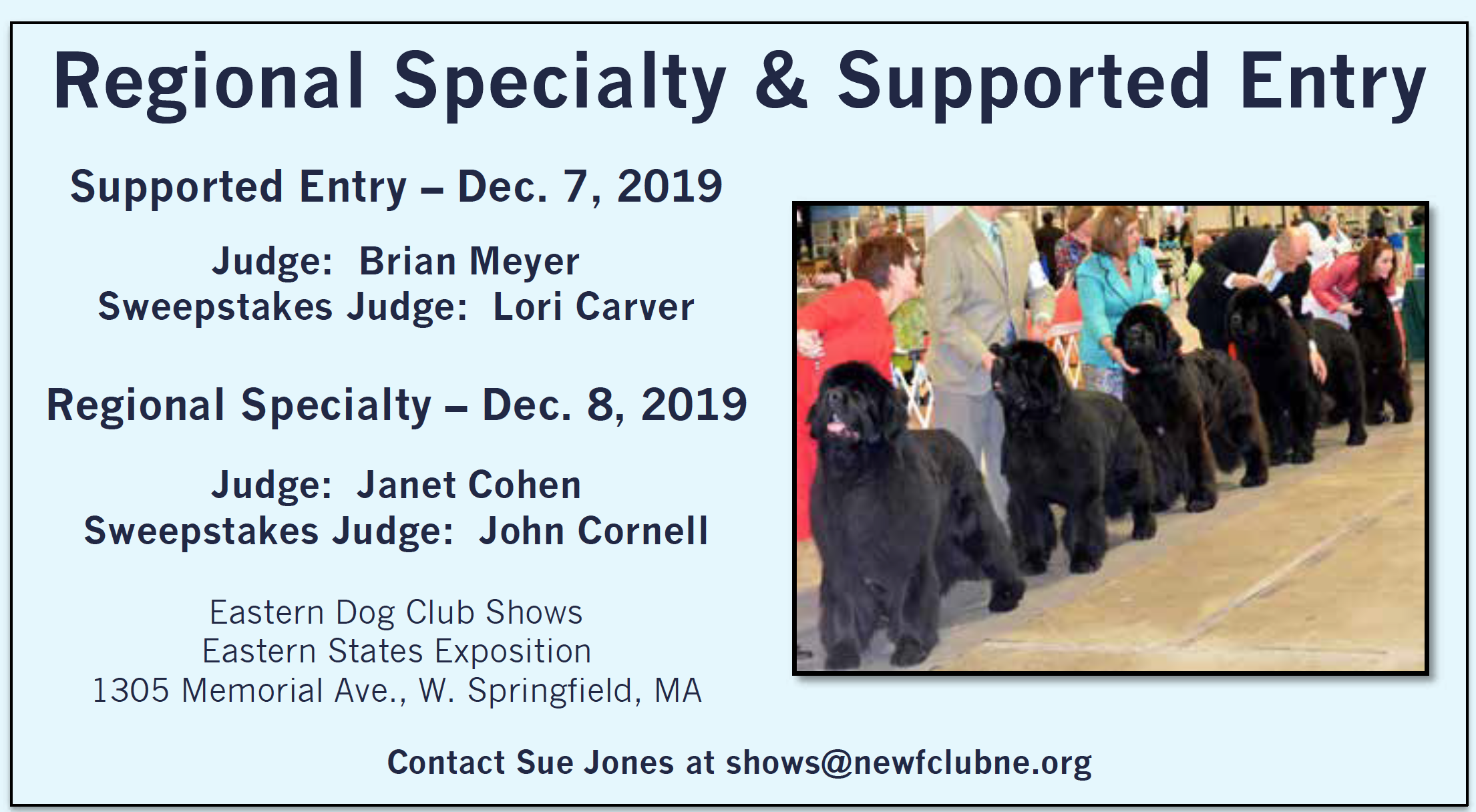 Specialty & supported entry